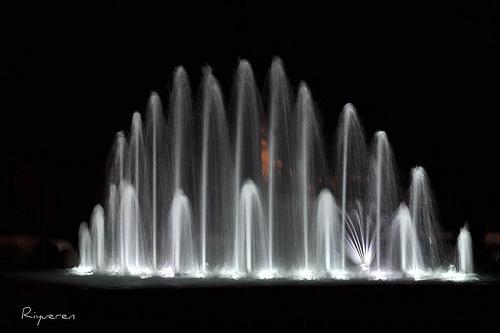 Curve d'acqua